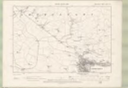 Argyll and Bute Sheet CCLVII.NE - OS 6 Inch map