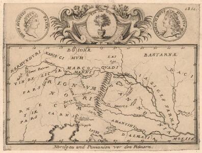 Nordgau und Pannonien vor den Römern