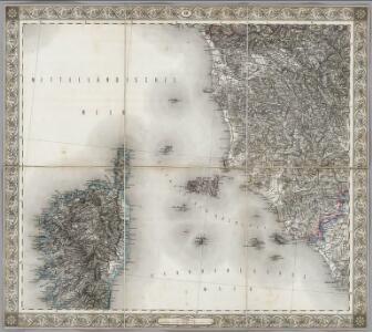 Sheet XVI: Karte Des Oesterreichischen Kaiserstaates.