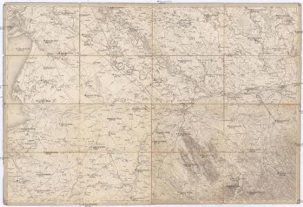 Special Karte von Ungarn