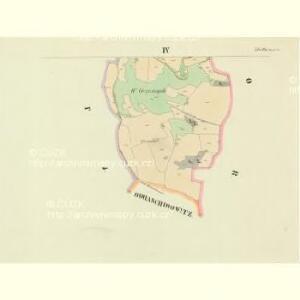 Lhotta (Lhota) - c1995-1-003 - Kaiserpflichtexemplar der Landkarten des stabilen Katasters