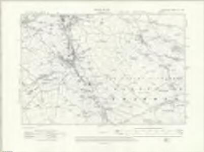 Lancashire LVII.NW - OS Six-Inch Map