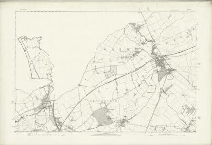 Hertfordshire VI - OS Six-Inch Map