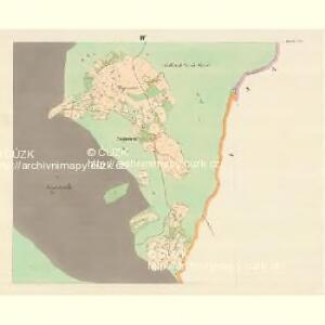 Piosek - m2289-1-003 - Kaiserpflichtexemplar der Landkarten des stabilen Katasters