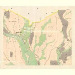 Altstadt (Stary Mesto) - m2861-1-003 - Kaiserpflichtexemplar der Landkarten des stabilen Katasters