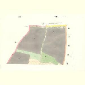 Wittin - c8627-1-005 - Kaiserpflichtexemplar der Landkarten des stabilen Katasters