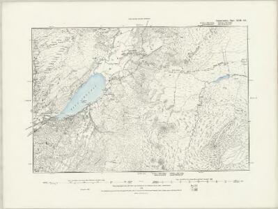 Caernarvonshire XXII.SW - OS Six-Inch Map