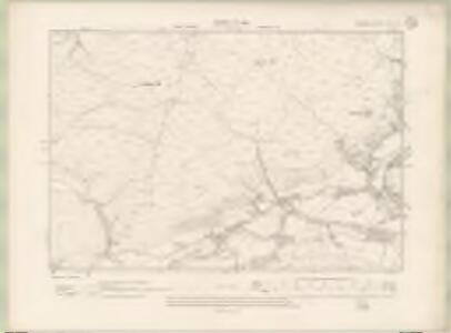 Ayrshire Sheet LXI.SE - OS 6 Inch map