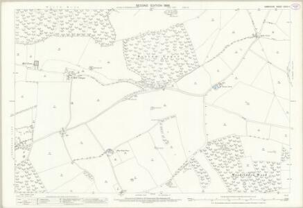 Hampshire and Isle of Wight XXXIV.11 (includes: Old Alresford; Wield) - 25 Inch Map