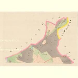 Rosiczka - c6540-1-001 - Kaiserpflichtexemplar der Landkarten des stabilen Katasters