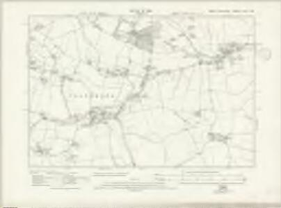 Essex nXIII.SW - OS Six-Inch Map
