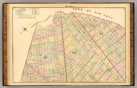 Sec. 7. Brooklyn map.