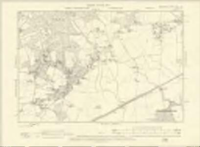 Berkshire XXX.NE - OS Six-Inch Map