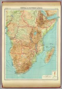 Central & Southern Africa.