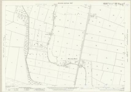 Lincolnshire XVII.13 (includes: Belton; Epworth; Hatfield) - 25 Inch Map