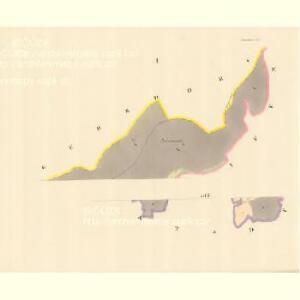 Schönthall - m1345-2-001 - Kaiserpflichtexemplar der Landkarten des stabilen Katasters
