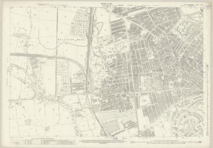 Nottinghamshire XLII.1 (includes: Nottingham) - 25 Inch Map