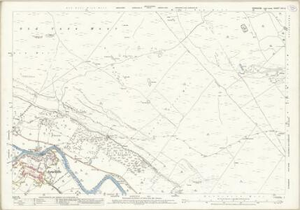 Yorkshire CXV.3 (includes: Arncliffe; Hawkswick; Kettlewell With Starbotton) - 25 Inch Map