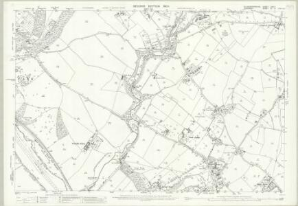 Gloucestershire LXXI.7 (includes: Abbots Leigh; Bristol) - 25 Inch Map
