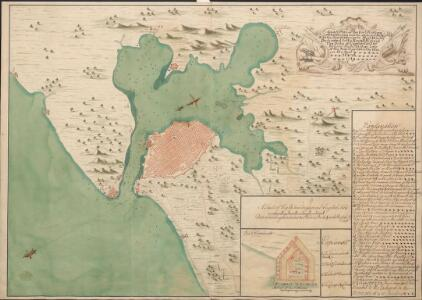 An exact plan of the fortifications of the Havana