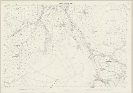 Isle of Man XII.2 - 25 Inch Map