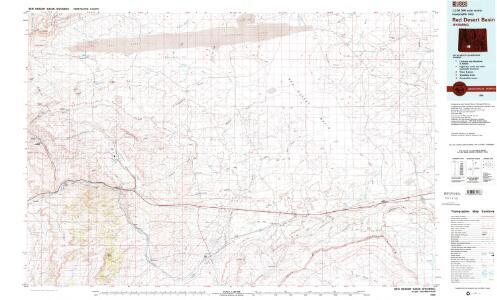 Red Desert Basin