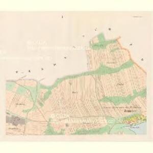 Innichen - c4615-1-001 - Kaiserpflichtexemplar der Landkarten des stabilen Katasters