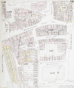 Insurance Plan of London Western District Vol. A: sheet 16