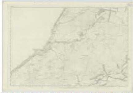 Ayrshire, Sheet LXI - OS 6 Inch map