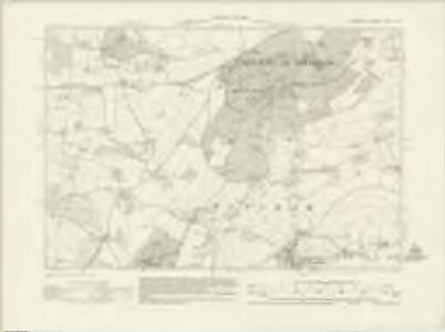 Somerset XCII.NW - OS Six-Inch Map