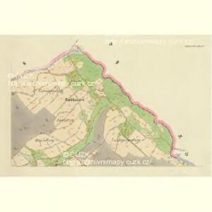 Schönwerth - c3515-4-002 - Kaiserpflichtexemplar der Landkarten des stabilen Katasters