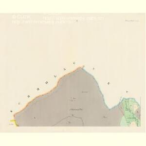 Schwanenbrückl - c4847-2-001 - Kaiserpflichtexemplar der Landkarten des stabilen Katasters