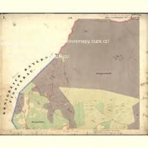 Lichtbuchet Ober - c2161-1-002 - Kaiserpflichtexemplar der Landkarten des stabilen Katasters