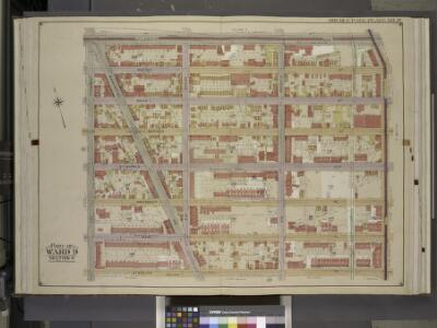 Brooklyn, Vol. 1, Double Page Plate No. 17; Part of   Ward 9, Section 4; [Map bounded by Atlantic Ave., Franklin Ave.; Including       Sterling PL., Underhill Ave.]