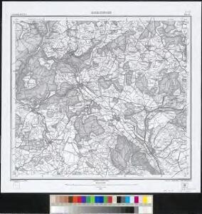 Meßtischblatt [8119] : Eigeltingen, 1879