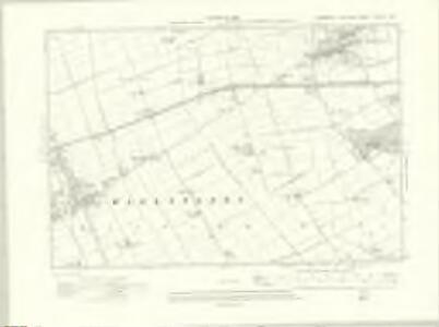 Yorkshire CCXXIV.SW - OS Six-Inch Map