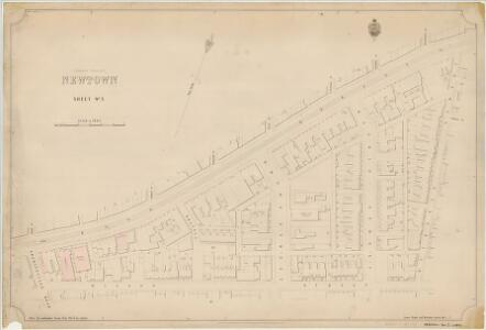 Newtown, Sheet 5, 2nd ed. 1897