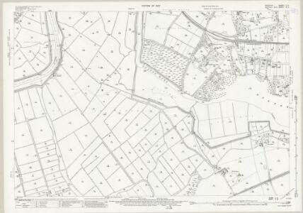 Norfolk C.6 (includes: Barnby; Burgh St Peter; Carlton Colville; Lowestoft; Oulton) - 25 Inch Map