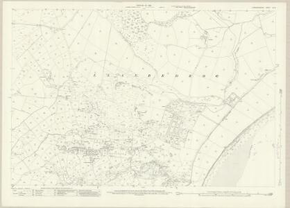 Caernarvonshire XL.14 (includes: Llanbedrog) - 25 Inch Map