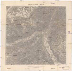 Umgebungskarte von Meran