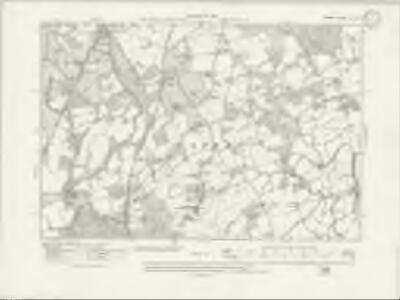 Surrey XL.NE - OS Six-Inch Map