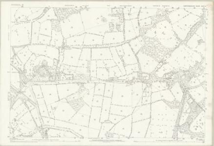 Hertfordshire XXXV.12 (includes: Bishops Hatfield; Essendon) - 25 Inch Map