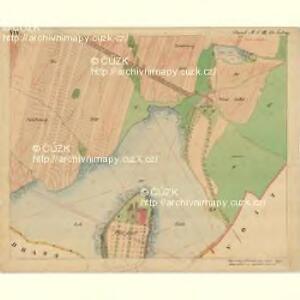 Nikolsburg - m1785-1-025 - Kaiserpflichtexemplar der Landkarten des stabilen Katasters
