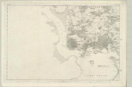 Devonshire CXXIII - OS Six-Inch Map