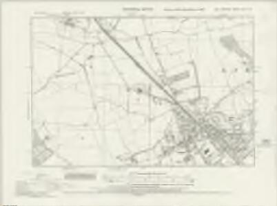 Bedfordshire XXIX.SE - OS Six-Inch Map