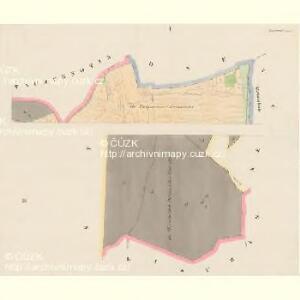 Przestawlk - c6214-1-001 - Kaiserpflichtexemplar der Landkarten des stabilen Katasters