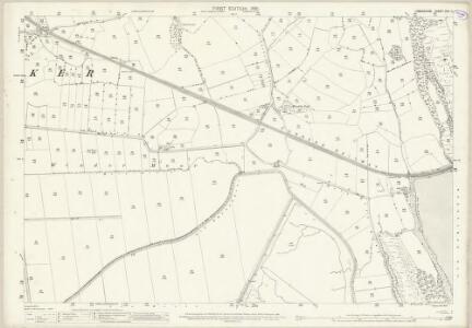 Lancashire XVII.11 (includes: Grange; Lower Allithwaite; Lower Holker) - 25 Inch Map