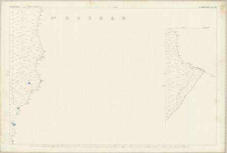 Cumberland XLII.16 (inset LII.4) (includes: Alston with Garrigill) - 25 Inch Map