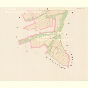 Slawoschowitz (Slawossowice) - c7034-1-002 - Kaiserpflichtexemplar der Landkarten des stabilen Katasters