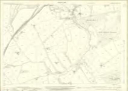 Lanarkshire, Sheet  003.09 - 25 Inch Map